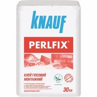 Клей для гіпсокартону Knauf Perlfix   (30кг)