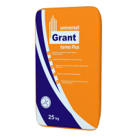 Клей для пінопласту GRANТ fasad 25кг