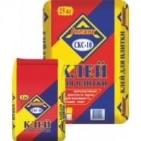 Клей для плитки АТЛАНТ  СКС 10 25кг