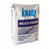 Шпаклівка Knauf MultiFinish 25кг