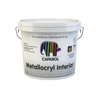 Декоративна штукатурка CAPADECOR METALLOCRYL INTERIOR 2,5л